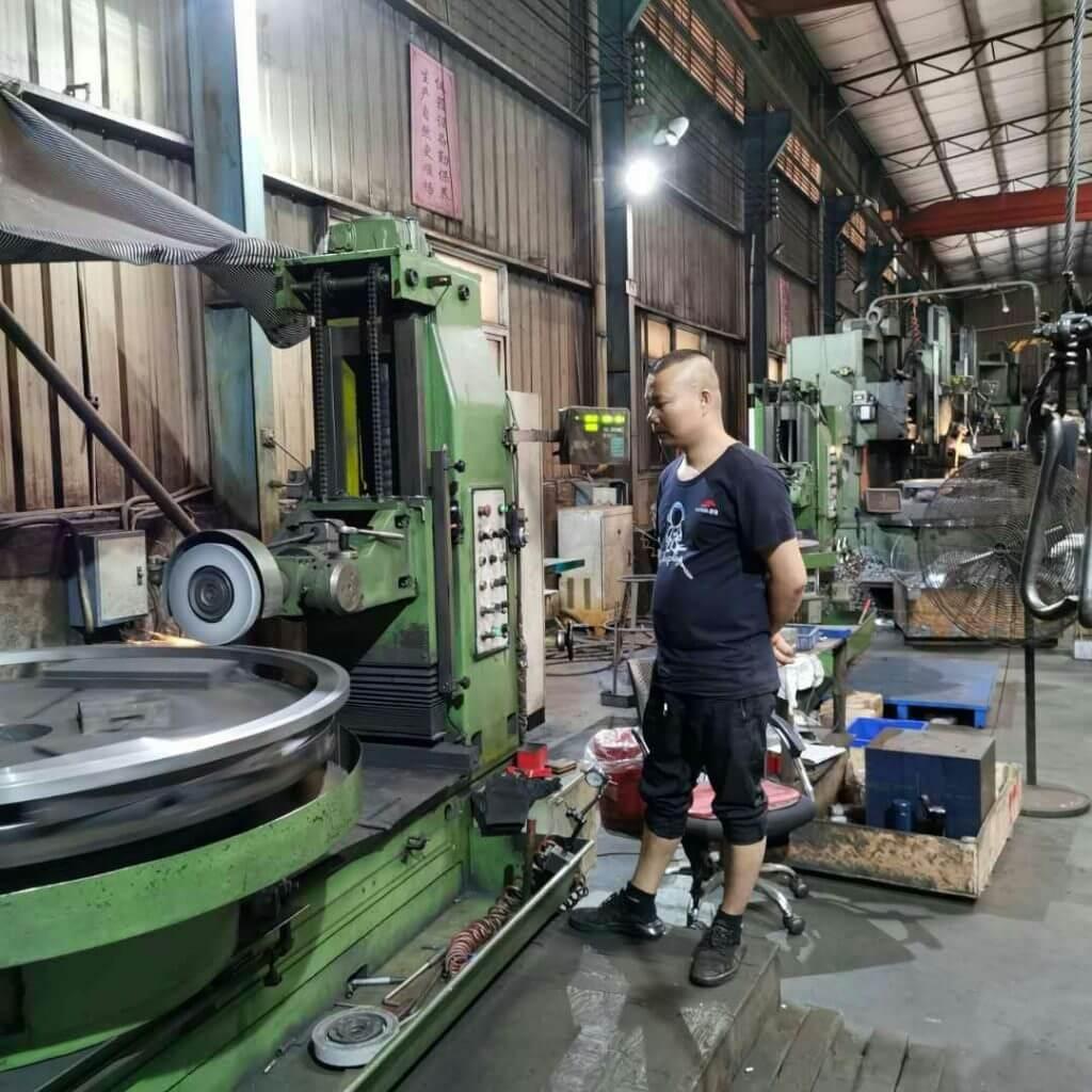 Hanma factory 13