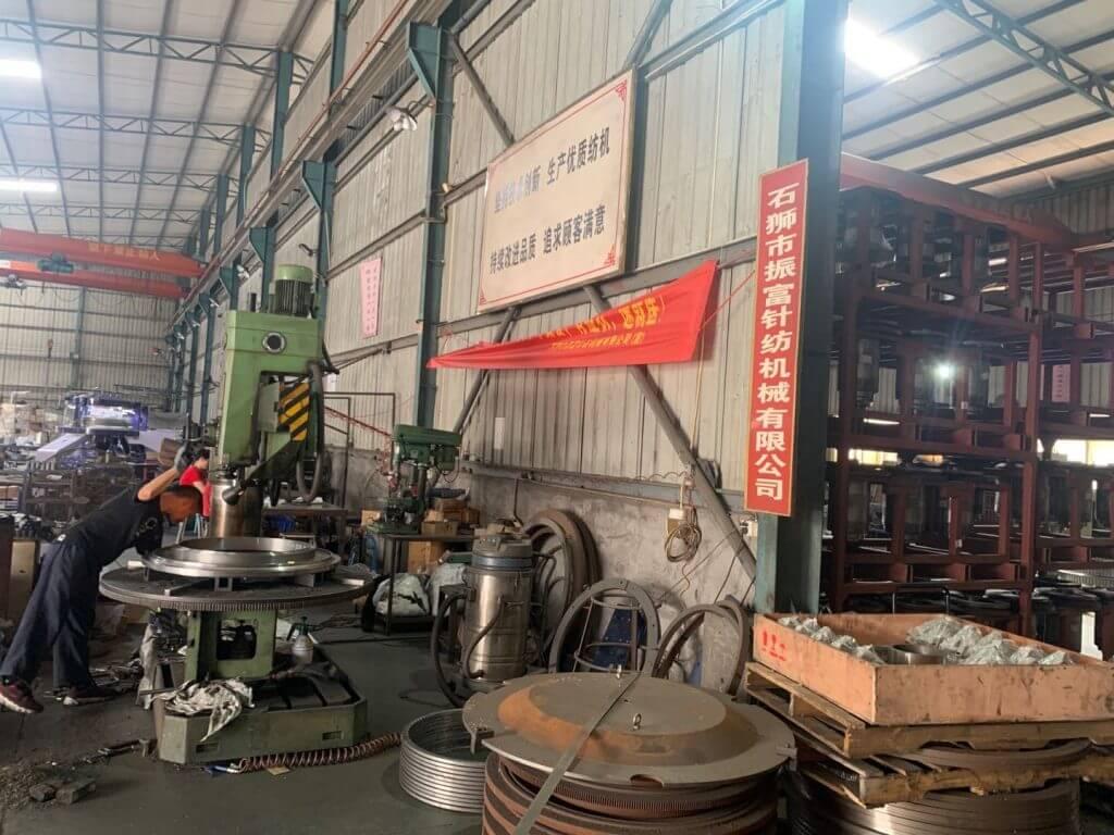 Hanma factory 11