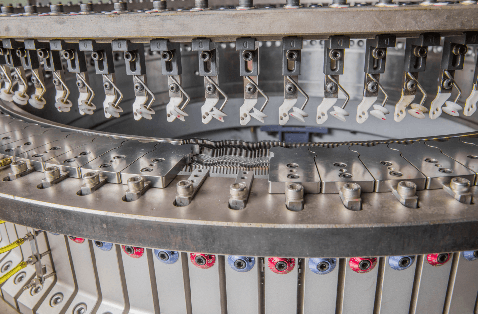 Single Jersey Open Width Knitting Machine 08