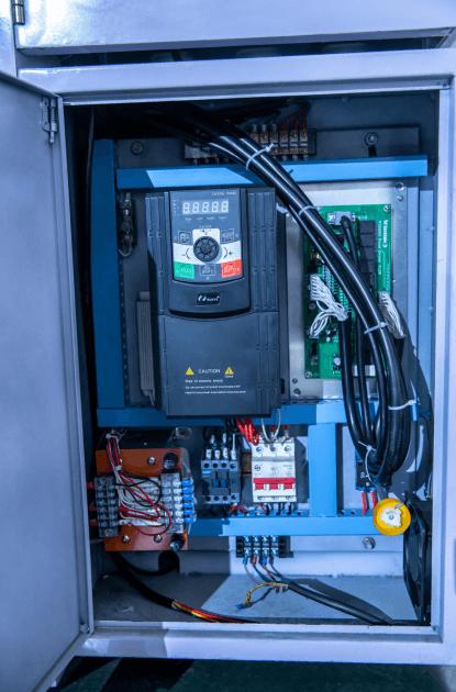 Single Terry Float Thread Computer Jacquard Machine 03