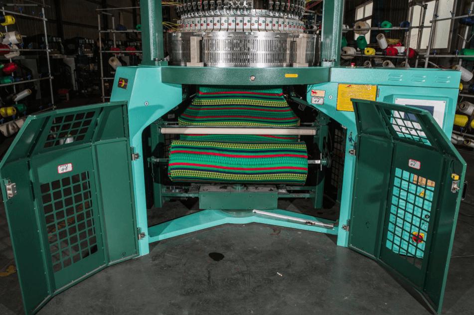 Double Jersey Auto-Striper Circular Knitting Machine (Four/Six colors) 07