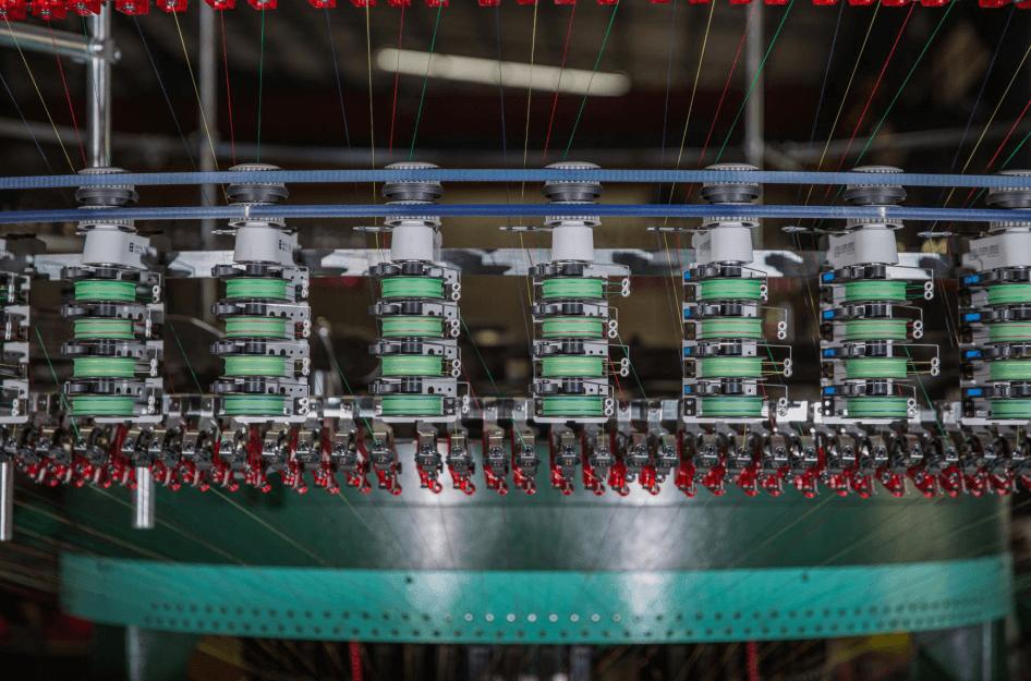 Double Jersey Auto-Striper Circular Knitting Machine (Four/Six colors) 05
