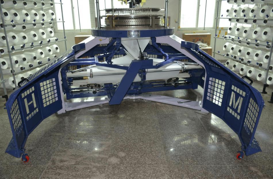circular knitting machine parts of fabric cardres equipment 7
