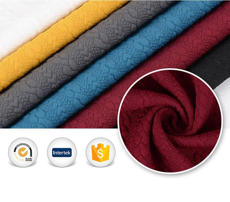 single jacquard fabric 2