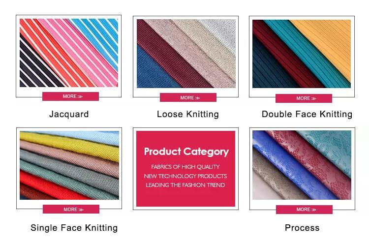 single jacquard fabric 3