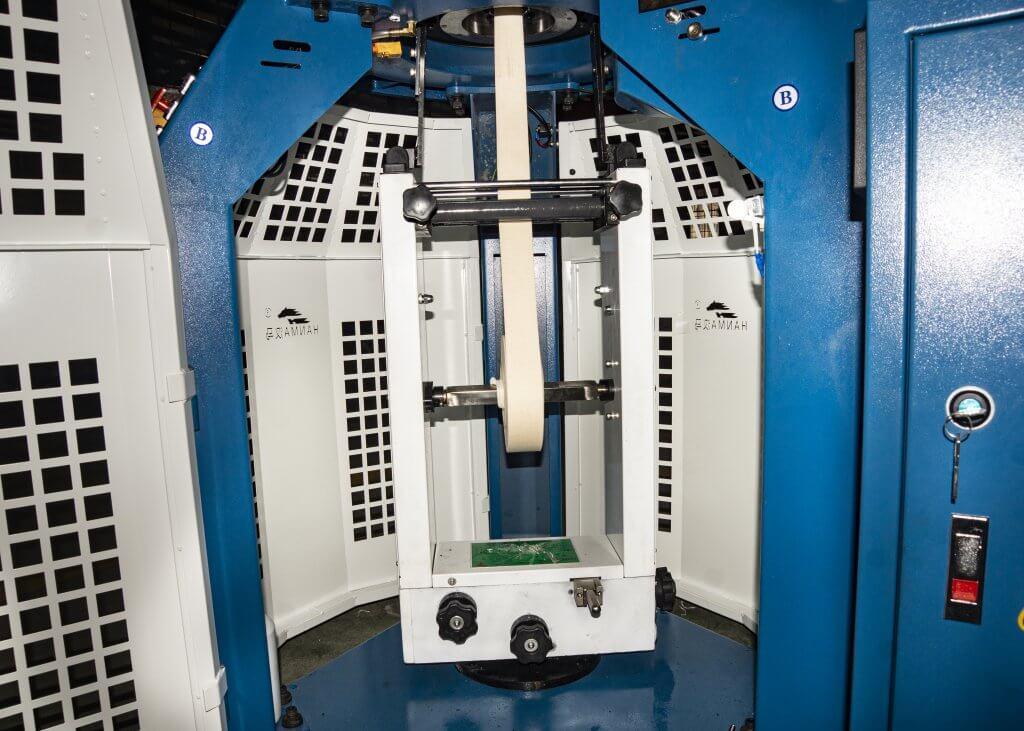 Hanma Small Size Rib circular knitting machine device