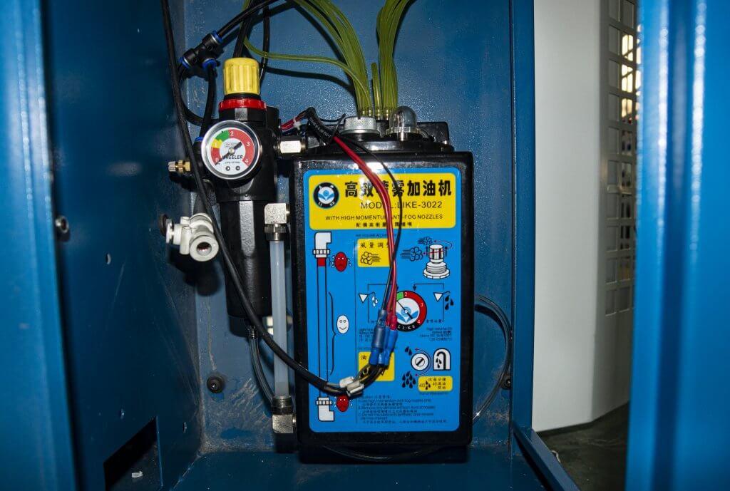 Hanma Small Size Rib circular knitting machine oil lubricator